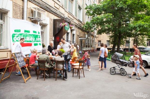 """""""Большой обед"""" в Подсосенском переулке. Изображение № 43."""