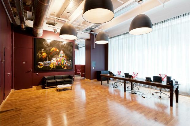 Коворкинг Cabinet Lounge на Новой площади.. Изображение № 4.