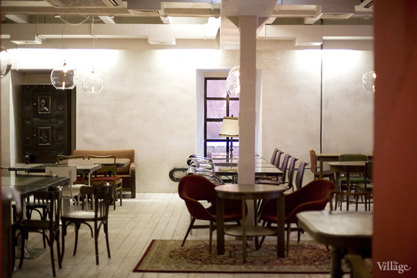 Новое место: кафе и бар «Продукты». Изображение № 8.