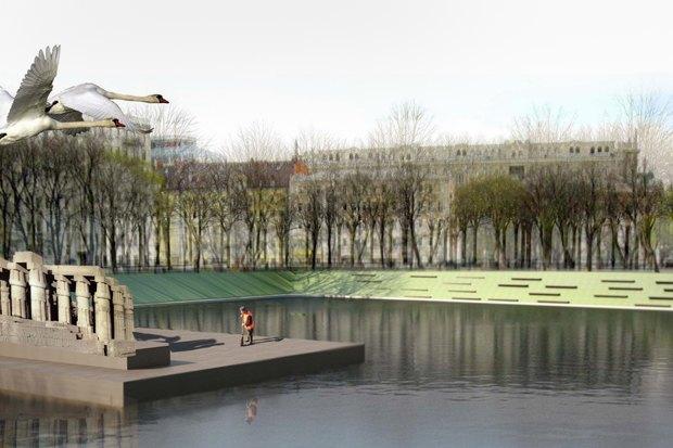 Каким будет музей Булгакова: концепция Габриеле Филиппини. Изображение № 23.