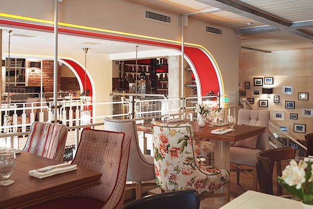 На Пушечной открылся ресторан итальянской кухни Insolito. Изображение № 4.