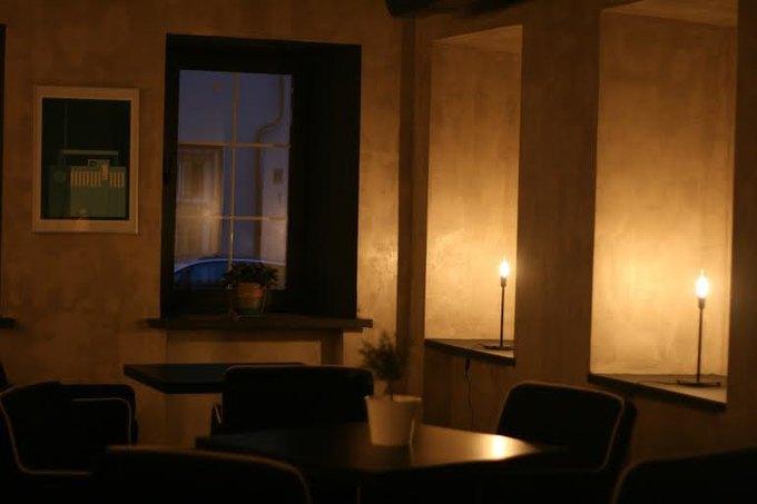 Вцентре современного искусства «Марс» открылось кафе «Верный спутник Марса» . Изображение № 3.