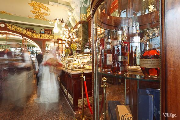 Фоторепортаж: Открытие отреставрированного «Елисеевского магазина». Изображение № 7.