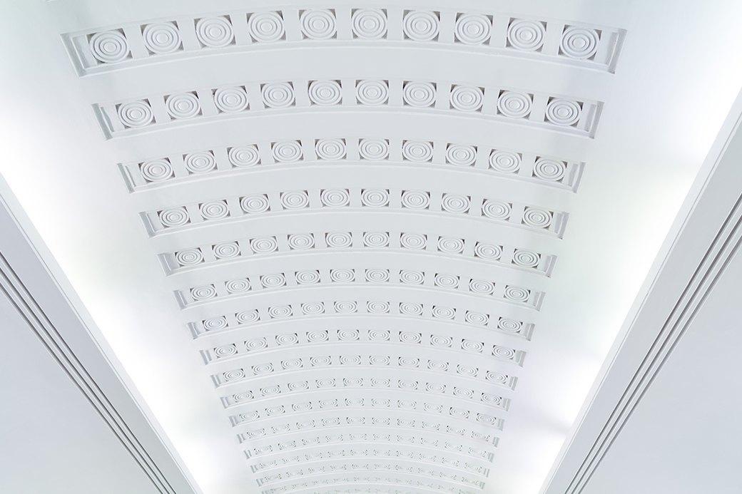 Обновлённая станция метро «Бауманская». Изображение № 17.