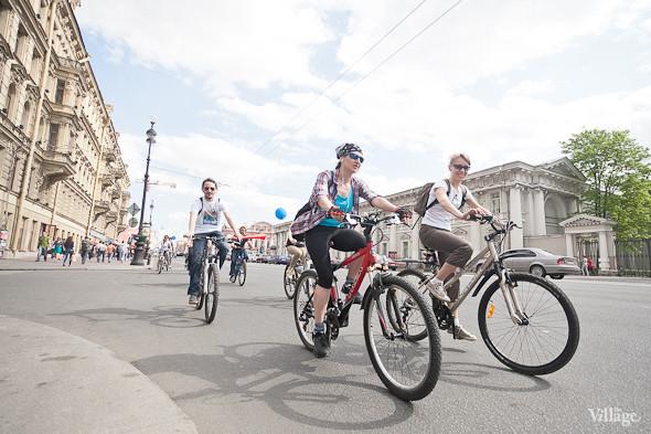 Спорт в городе: Пробег роллеров, велопарад и «Русская пробежка». Изображение № 32.