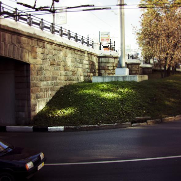 В зоне риска: Тверской путепровод. Изображение № 17.