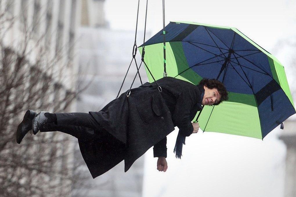 Съемки сериала «Шерлок». Изображение № 1.