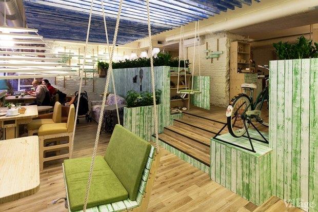 Новое место: Кафе «Укроп» на Малой Конюшенной . Изображение № 2.