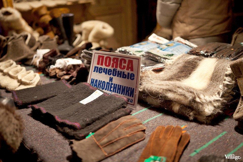 Люди в городе: Продавцы рождественской ярмарки на Островского. Изображение № 34.
