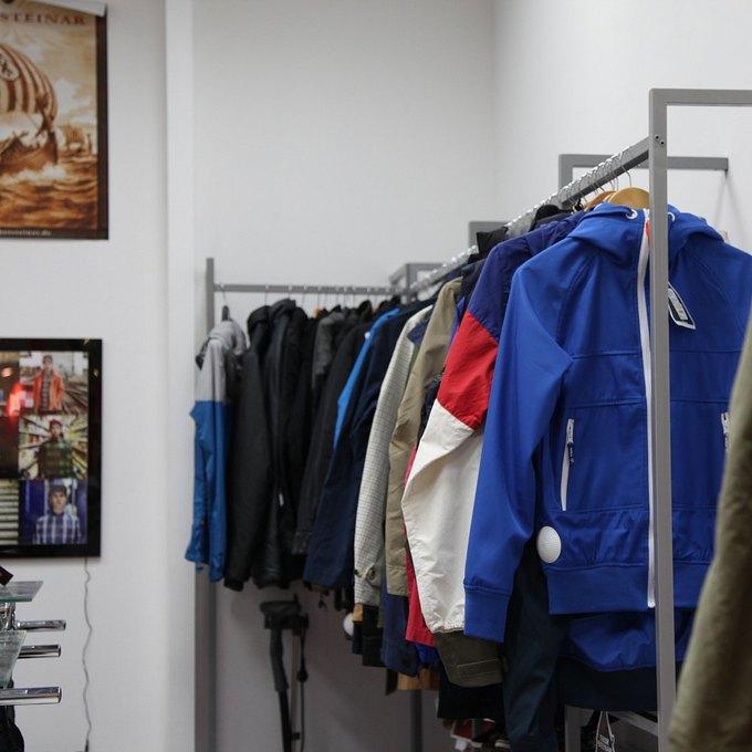 ВПетербурге открылся магазин уличной одежды сети StreetStory . Изображение № 1.