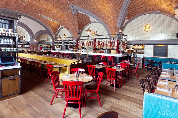 Новое место: Ресторан Jamie's Italian. Изображение № 11.