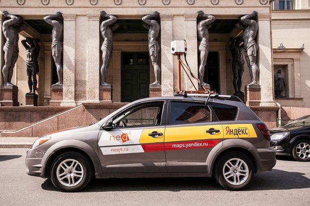 Городской съём: Каксоздаются «Яндекс.Панорамы». Изображение № 7.