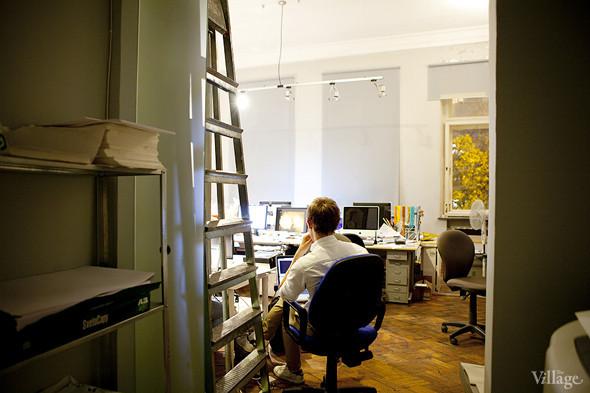 Офис недели (Москва): Ostengruppe и Zoloto. Изображение № 8.