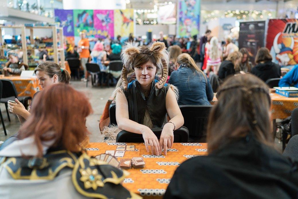 Фрики и гики: Как прошёл второй московский Comic Con. Изображение № 41.