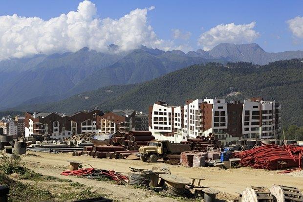 Фото: Olympic village via Shutterstock.com. Изображение № 2.