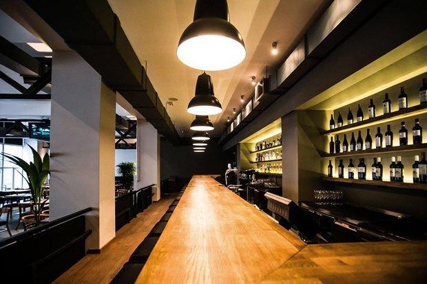 Владелец бара Brix открыл новый ресторан на Пятницкой. Изображение № 4.