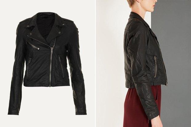 Где купить женскую кожаную куртку: 9вариантов от 8 до 169 тысяч рублей. Изображение № 2.