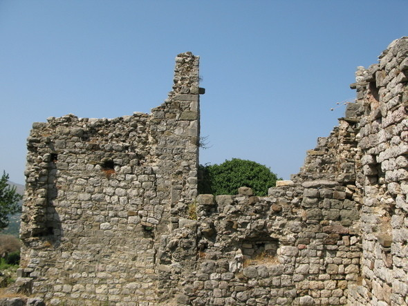 развалины древнего Бара