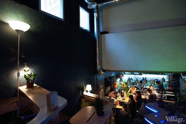 Вегетарианская Москва: 10 кафе, ресторанов исервисов доставки. Изображение № 4.