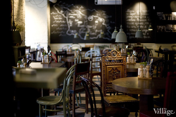 Кафе «Хачапури». Площадь помещения - 176 кв. м. Изображение № 4.