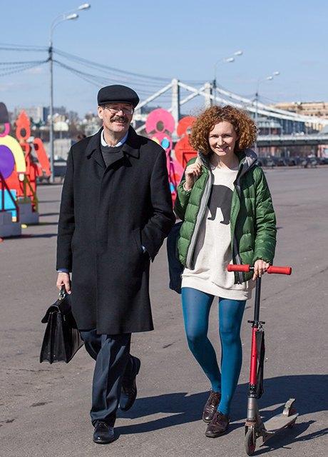 Что наши родители думают оновых местах иизменениях вМоскве. Изображение № 4.