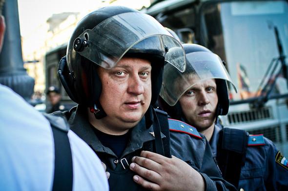 Изображение 25. Copwatch: действия полиции на митинге «Стратегии-31» на Триумфальной площади.. Изображение № 23.