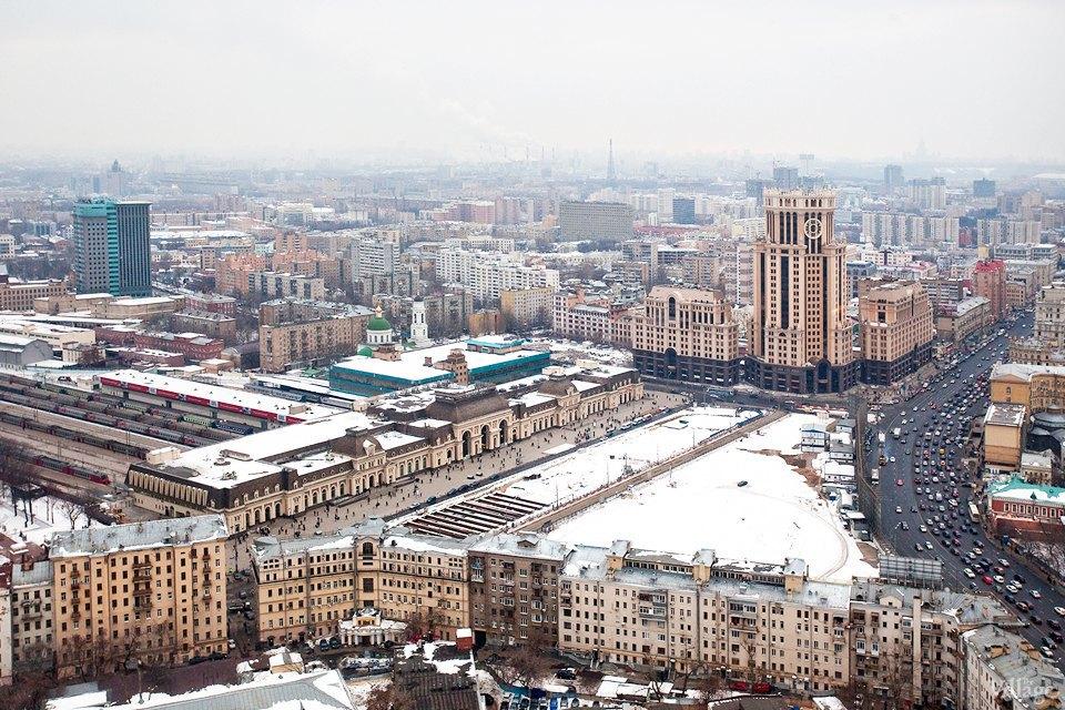 Лучший вид на этот город: 7 смотровых площадок вМоскве. Изображение № 53.