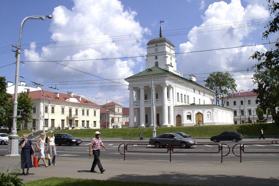3 прогулочных маршрута по Минску . Изображение № 37.