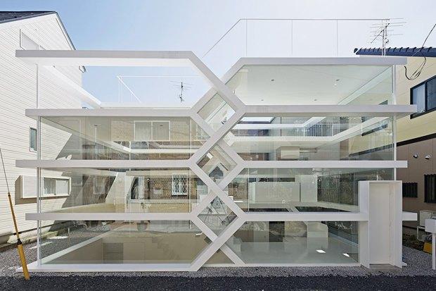 Фото: Koichi Torimura/ArchDaily, Sergio Pirrone/Architect Magazine. Изображение № 11.