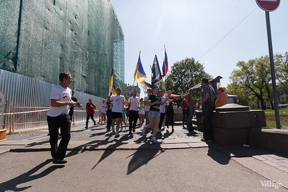 Спорт в городе: Пробег роллеров, велопарад и «Русская пробежка». Изображение № 49.