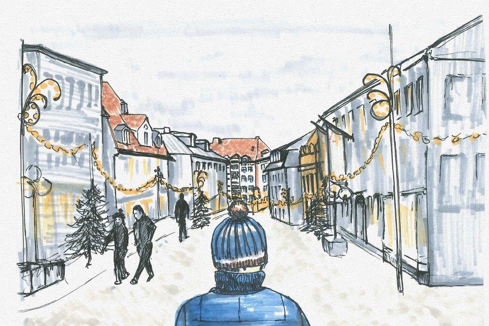 Клуб рисовальщиков: Новогодние каникулы. Изображение № 10.