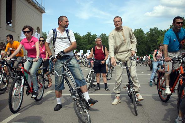 Велопарад Let's bike it!: Чего не хватает велосипедистам в городе. Изображение № 22.