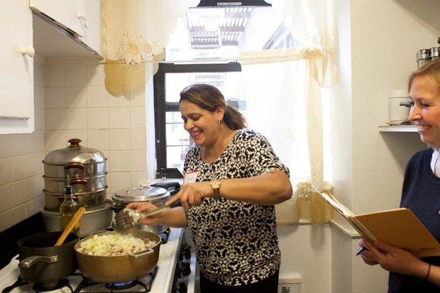 Как мигранты учат жителей Нью-Йорка готовить . Изображение № 13.