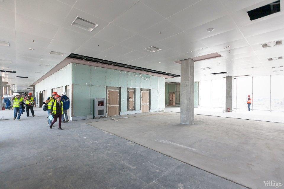 Фоторепортаж: Новый аэропорт изнутри. Изображение № 19.