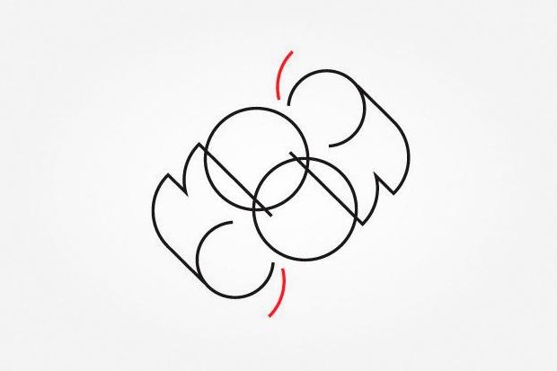 Пять идей для логотипа Москвы. Изображение № 18.
