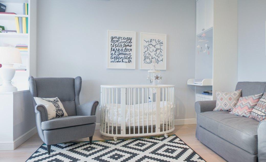 Квартира впослевоенном стиле для молодой семьи. Изображение № 11.