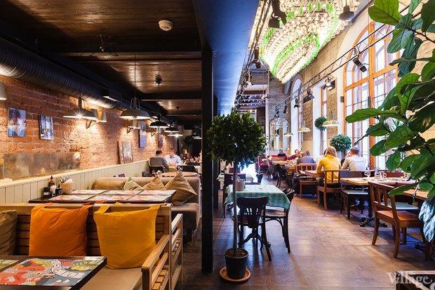 Новое место: Ресторан «Марчелли's» на Невском . Изображение № 7.