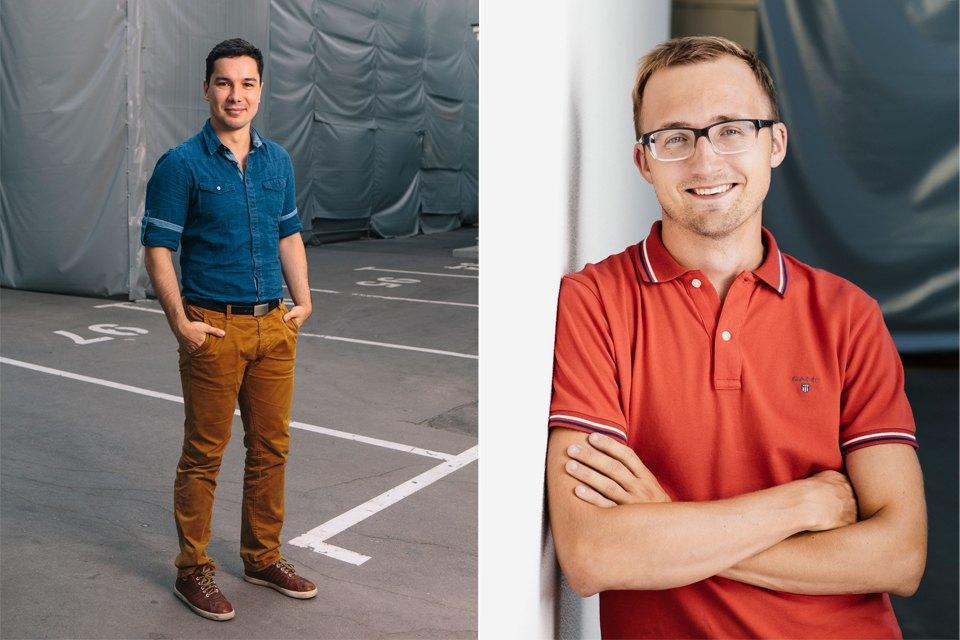 Технический директор Олег Козырев и директор по работе с клиентами Михаил Провизион. Изображение № 2.