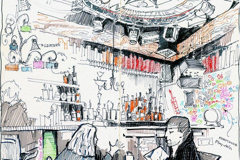 Пластилиновое кафе Didu. Изображение № 9.