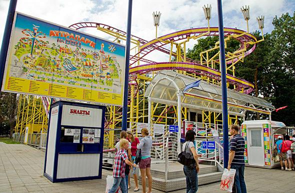 Карусель-карусель: 6 московских парков аттракционов. Изображение № 2.