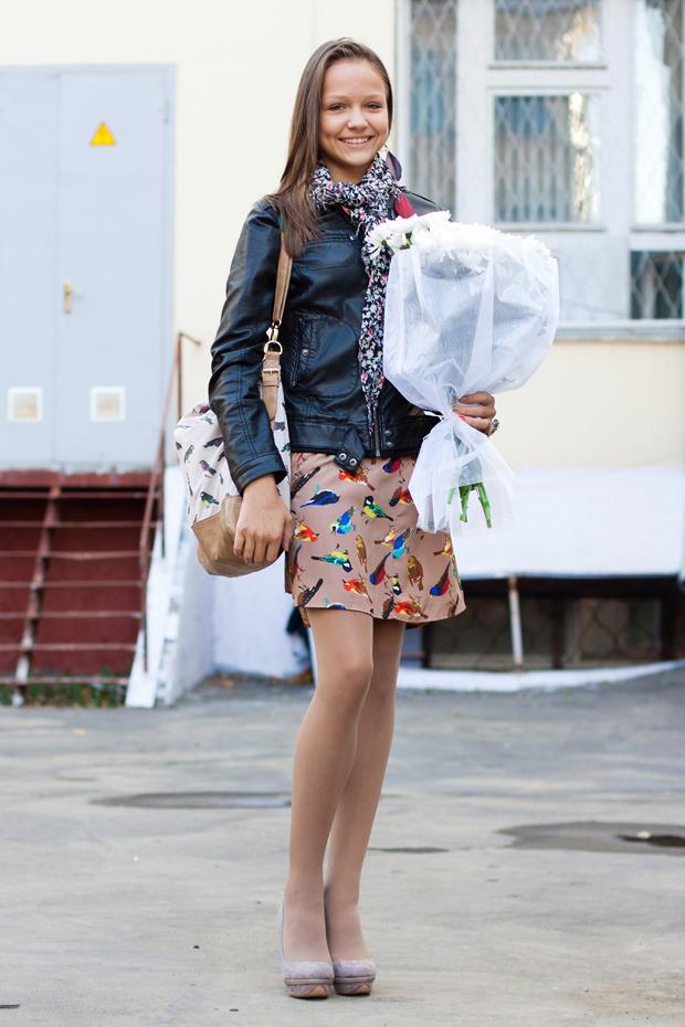 Дети в городе: Как одеты школьники. Изображение № 13.
