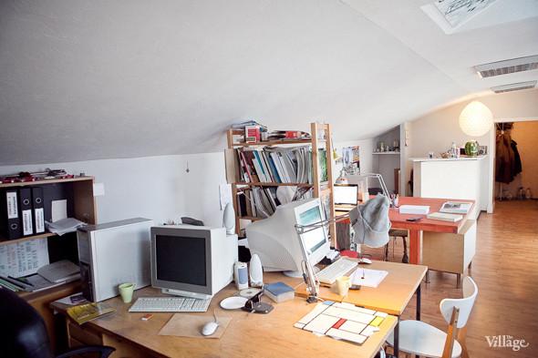 Офис недели (Петербург): Архитектурная студия MS-A. Изображение № 9.