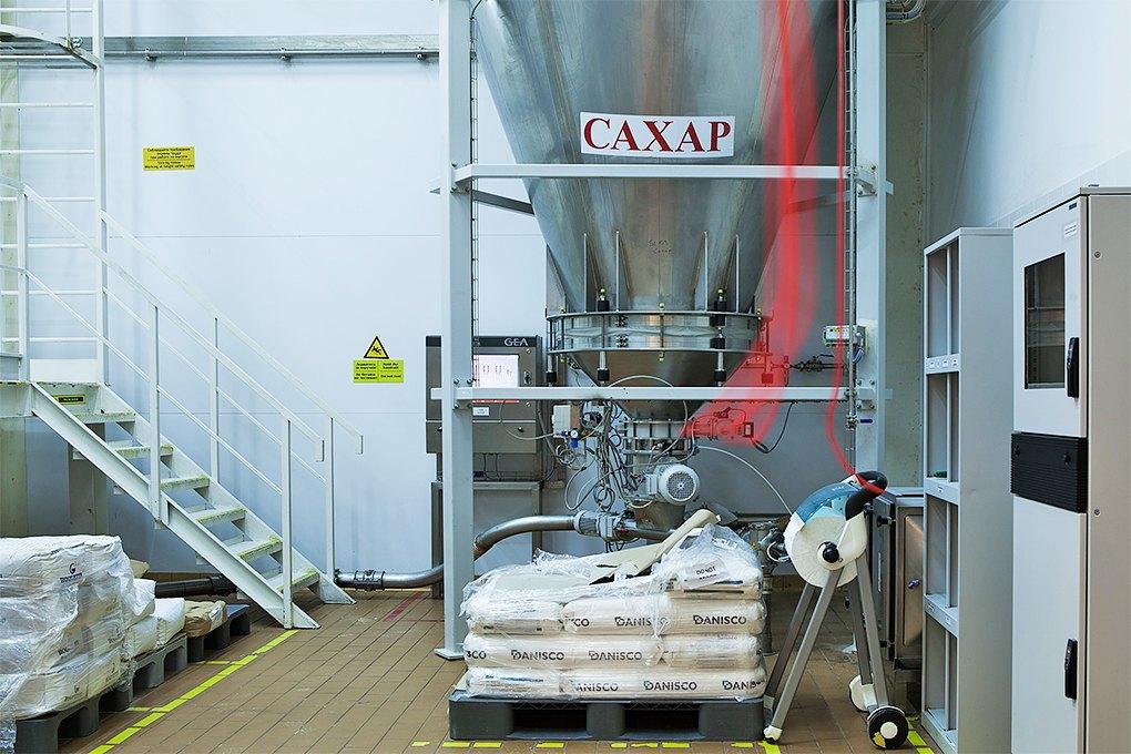 Производственный процесс: Как делают мороженое. Изображение № 6.