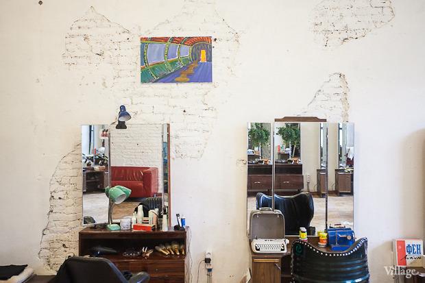 Можно покороче: 5необычных парикмахерских в Петербурге. Изображение № 22.