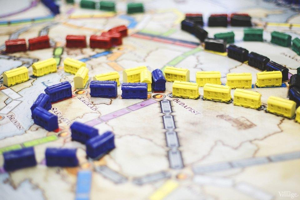 Люди в городе: Посетители фестиваля настольных игр «Игрокон». Изображение № 9.